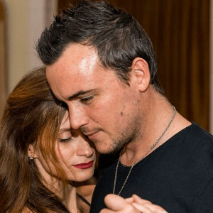 Dimitris Bronowski, one of our tango friends, an author and online tango entrepreneur