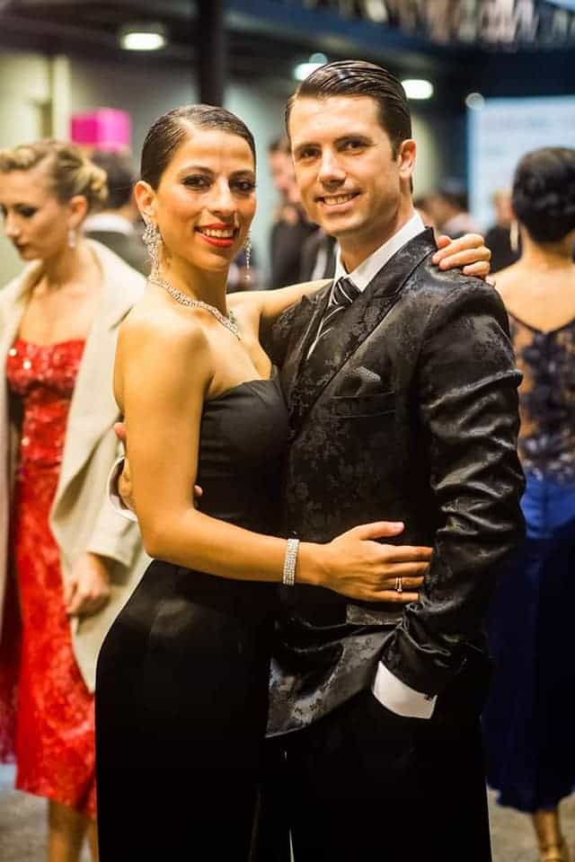 Vaggelis Hatzopoulos & Marianna Koutandou - Trust in tango