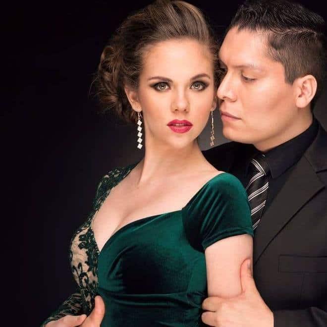Dialog of Tango with Julio Cesar Calderon