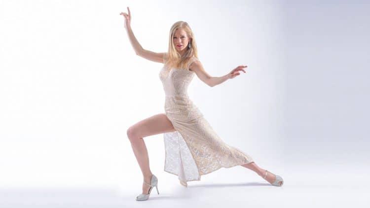 Ani Andreani de Herrera - Tango teacher