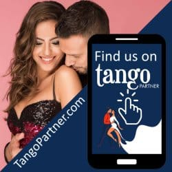 If you want to learn tango online, Leandro's and Maria's online courses might be for you.
